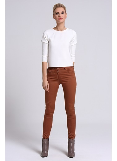 Love'n Fashion Paris Pantolon Camel